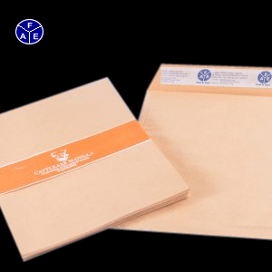 Peel & Seal Brown Envelopes – 12 X 10 Inches