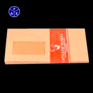 Plain Brown (window) Envelopes