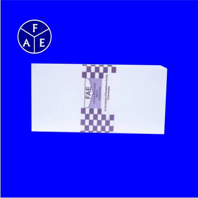 Envelope White 4.3x8.7 80gsm