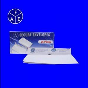 Envelope White 4.3X8.7 SECURE