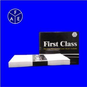 FIRST CLASS 4.3