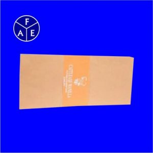 Brown Envelope 4.3x8.7