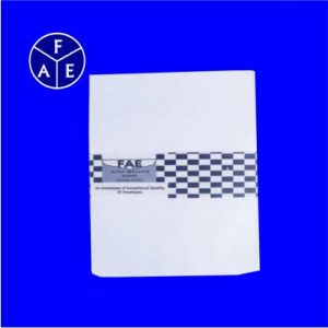 12 X 10 PLS White Envelope