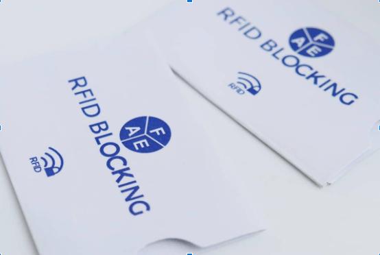 RFID ATM CARD BLOCKER
